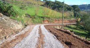 Melhorias nas estradas gerais