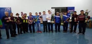 FINAL DO CAMPEONATO MUNICIPAL DE BOCHAS E BISCA