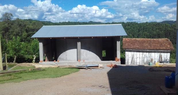 Silo secador como opção para a agricultura familiar