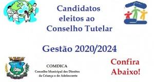 Confira quem são os 5 novos candidatos eleitos em Coronel Pilar