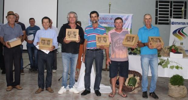 Concurso Vinho Colonial