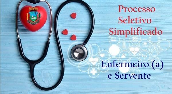Processo Seletivo Simplificado 001/2020